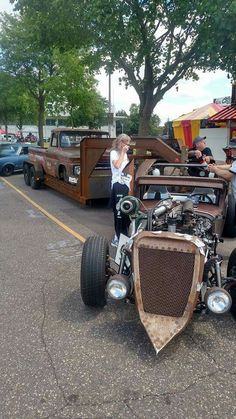 Rat Rod Hauler!