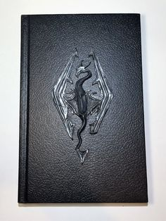 Skyrim Dragon Sketch Book Journal Diary Handmade by SuddenGoods