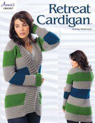 Crochet the Retreat Cardigan Pattern a favorite crochet sweater pattern for winter Crochet Coat, Crochet Jacket, Cute Crochet, Crochet Scarves, Crochet Shawl, Crochet Clothes, Crochet Sweaters, Crochet Winter, Crochet Granny