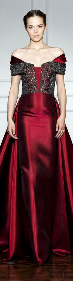 Dilek Hanif Fall-winter 2014-2015 - Couture