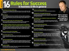 http://www.bobparsons.me/bp_16_rules.php?ci=21428 #entrepreneur #entrepreneurship