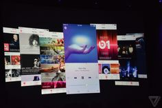 For the streaming music competition, threat of Apple Music turns to a sigh of relief Mixtape, Ios Features, Music Competition, Apple Music, Dance, Dancing