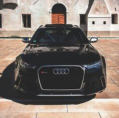 Audi RS7 | All Black