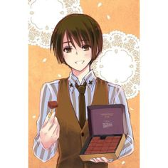 (70) Happy Hetalia Valentines Day | APH | Pinterest ❤ liked on Polyvore featuring anime