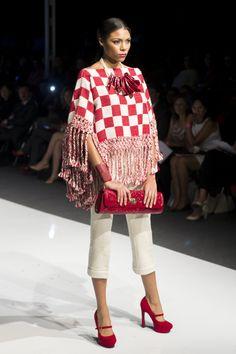 Meche Correa - Perú Moda 2013