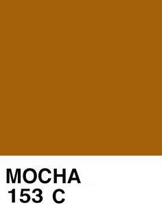 MOCHA: #A3620A 153 C
