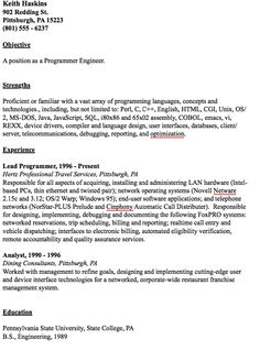 obiee architect resume architect resume samples pinterest