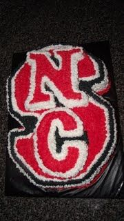 NC State Cake