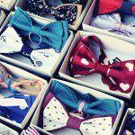 蝶ネクタイは手作りで簡単に作れちゃう♥おしゃれな蝶ネクタイ紹介   結婚式準備はBLESS(ブレス)