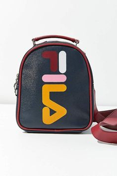 cheaper 51f37 d9175 FILA Soho Mini Backpack