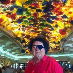 Dale Chihuly- gorgeous glass sculpture