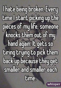 picking up the broken pieces - Google Search