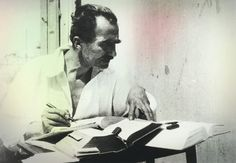 Nikos Kazantzakis February 1883 – 26 October was a Greek author and philosopher, celebrated for his novel Zorba the Greek, considered his magnum opus. Martin Scorsese, Book Writer, Book Authors, Zorba The Greek, Magnum Opus, Roman, Happy We, World Of Books, Screenwriting