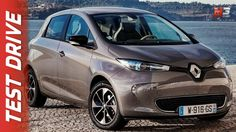 New Renault Zoe Z.E. 40 2017 - First Test Drive - ENG ITA SUB