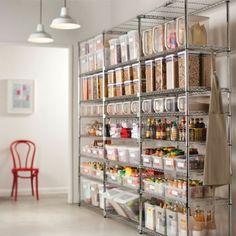 Howards Storage World | Easybuild Open Pantry