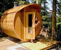 Visit the website above just press the bar for further selections :- sunlighten infrared sauna Wood Storage Sheds, Built In Storage, Sauna Kits, Sauna Ideas, Jacuzzi, Building A Sauna, Barrel Sauna, Sauna Heater, Diy Projects Plans