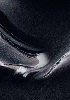 Givenchy le Soin Noir shot by  Ben  Wrobel