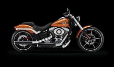 harley davidson 2014 models | From story: 2014 Harley-Davidson Breakout Is Full of Mean Attitude ... #harleydavidsonsoftailbreakout