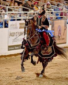 Traditional Arabian costume ~ Scottsdale, AZ.