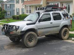 How my xterra will look like after summer