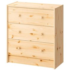 Ikea hacks vistos en Pinterest: los mejores antes y después 3 Drawer Chest, Drawer Unit, Chest Of Drawers, Dresser Drawers, Hacks Ikea, Ikea Furniture Hacks, Repurposed Furniture, Furniture Ideas, Affordable Furniture