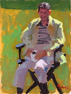Charles Sovek, Artist and Author | Favorites | Oil Paintings