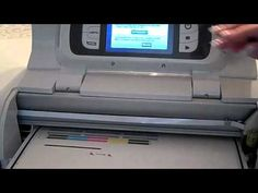 Learn how to calibrate your Cricut Imagine machine for optimal printing and cutting!