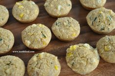 #Vegan Corn Muffins: made with oat flour and organic corn meal these are #glutenfree, these also have #norefinedsugar #cornmuffins #reducedfatmuffins #hearthealthy #toothfood