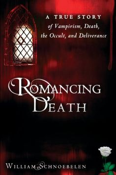 Romancing Death: A True Story of Vampirism, Death, the Occult and Deliverance by William Schnoebelen http://www.amazon.com/dp/B007MRPJUU/ref=cm_sw_r_pi_dp_5Rbnwb1WZB6HS - Weaving his personal history—including involvement in Wicca, Freemasonry, and vampirism—the author lays out the literary and cultural history of vampirism and closely analyzes the romanticized presentation of the occult in the Twilight saga. Romancing Death is a clarion call for the Church to take responsibility to be true…