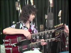 THE GUITAR SHOW with Jimmy Page - YouTube