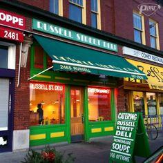 Russell St Deli   Eastern Market   2465 Russell St, Detroit, MI