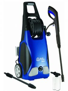 The AR Blue Clean 1900 PSI (Electric Cold Water) Pressure Washer w/ Hose Reel has been discontinued. Check out Expert's recommended alternatives for another top electric cold water pressure washer. Best Pressure Washer, Pressure Washing, Pressure Pump, Electric Scooter For Kids, Detergent Bottles, Hose Reel, Great Gifts For Men, Washers, Shopping