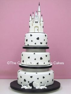 Contemporary Collection - 101 Dalmation's Cake; amazing!!!