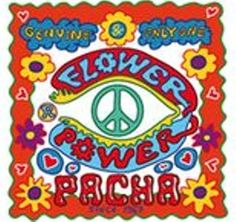 Flower Power at Pacha Ibiza... DONE IT!! 6.8.13 :)