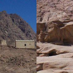 One step away from the Promised Land!!! A un paso de la Tierra Prometida!! #Israel #Sinai #Egipto