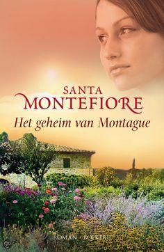 (B)(2009) Het geheim van Montague - Santa Montefiore - Een jonge vrouw reist na de mysterieuze verdwijning van haar vader in Cornwall naar Italië in de hoop daar de reden te kunnen achterhalen. http://www.boekbeschrijvingen.nl/montefiore-santa/montefiore.html