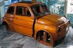 Centro Storico Fiat : Mascherone Fiat 500  #TuscanyAgriturismoGiratola