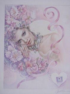 Drawing by Elizabeth Shafer