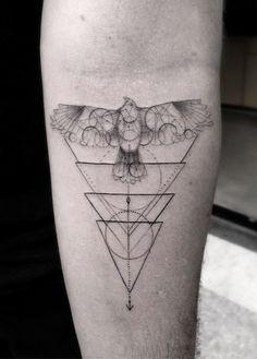 La geometria dei disegni …