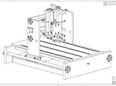 Clasimex.com Planos para Fabricar un Router CNC Featured Tech Technology Wood Topics