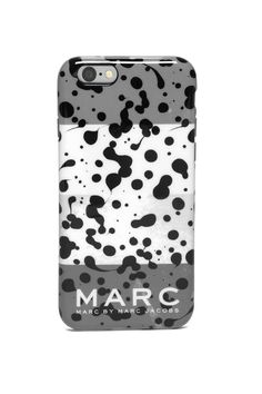 Marc by Marc Jacobs Oil Drop Stripe iPhone 6 case