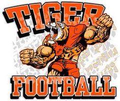 Clemson Tigers!!