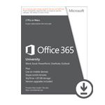 GCU Students/Faculty/Staff get Office 365 University for PC or Mac as low as $79.99