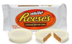 Reese's WHITE Peanut Butter Cups 20 (2-Cup) Packages YUM #Reeses