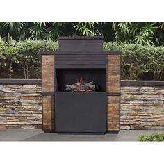 14 best patio images canada fire pit table home depot rh pinterest com