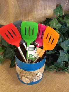 Silicone Slotted Turner A fresh look at a classic: flexible silicone slides easily under food &a never scratches. Heat Resistant up to 600F and Dishwasher Safe.