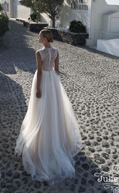 Glamorous Julie Vino wedding dresses