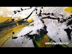 The Beautiful Universe Series Has A New Member, by Dan Bunea, living abstract paintings, www.danbunea.ro