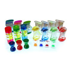 Sensory Giant Colour Liquid Set