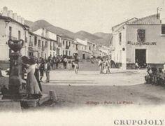 El Palo quedaba antiguamente muy alejado de Málaga, como la primera población que se encontraba en el camino hacia la costa oriental